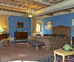 Villa Falasco: Bedroom