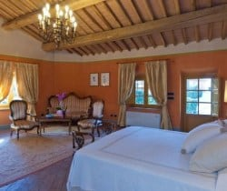 Villa Fumana: Bedroom