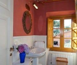 Villa Fumana: Bathroom