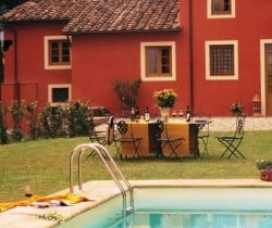 Villa Fumana: Swimming pool