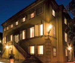 Villa Larice: Night view