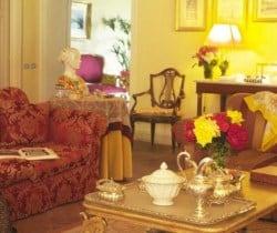 Villa Larice: Living area