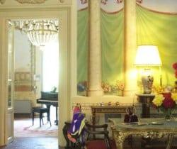Villa Larice: Living room