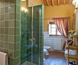 Villa Melica: Bathroom