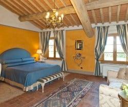 Villa Melica: Bedroom