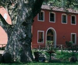 Villa Melica: Outside view