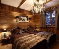 Chalet Lhotse: Bedroom