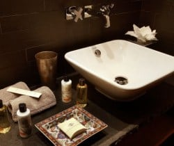 Chalet Marco Polo: Bathroom