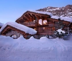 Chalet Marco Polo: Outside view