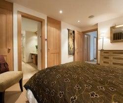 Chalet Amande: Bedroom