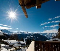 Chalet Beauty: View