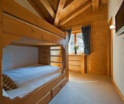Chalet Apartment Dodo: Bedroom