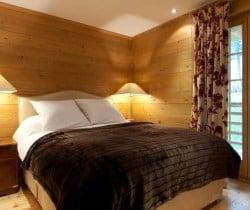Chalet Etoile: Bedroom