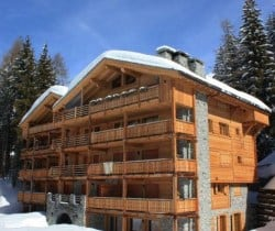 Chalet Etoile: Outside view