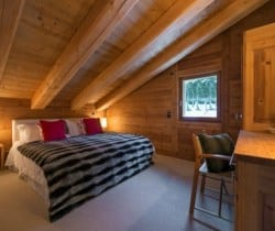Chalet Apartment Etre: Bedroom