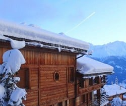 Chalet Apartment Etre: Outside view
