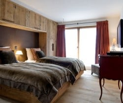 Chalet Peak: Bedroom