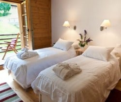 Chalet Silva: Bedroom