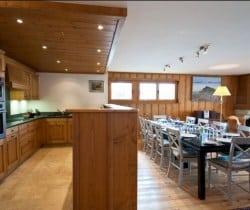 Chalet Silva: Kitchen