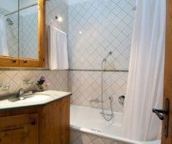 Chalet Silva: Bathroom