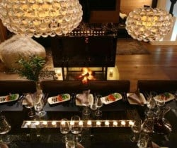 Chalet Tago: Dining