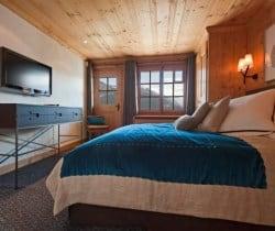 Chalet Tootsie: Bedroom