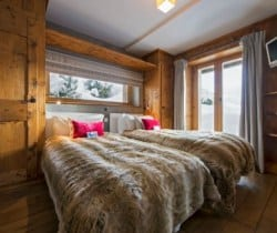 Chalet Tournalon: Bedroom
