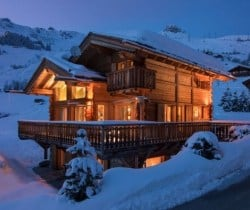 Chalet Tournalon: Outside view
