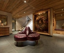 Chalet Volante: Entrance hall