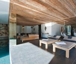 Chalet Volante: Swimming pool