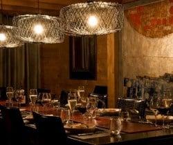 Chalet Sattva: Dining room