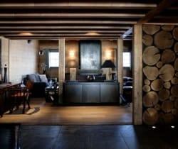 Chalet Sattva: Interiors