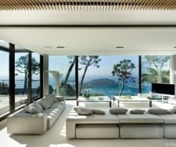 Villa Bahira: Living room
