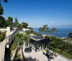 Villa Bahira: View