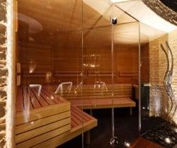 Chalet Aradia: Sauna