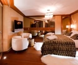 Chalet Aradia: Bedroom