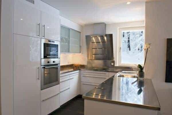 Chalet Apartment Miki: Kitchen