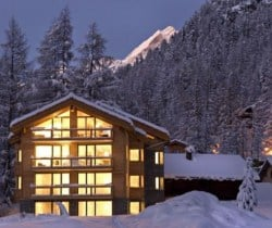 Chalet Apartment Nami: Outside view