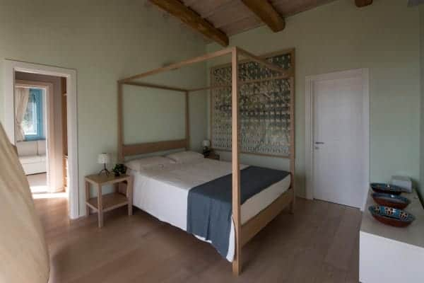 Villa Peristera-Bedroom