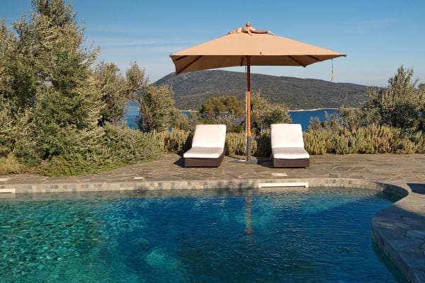 Villa Peristera-Swimming pool