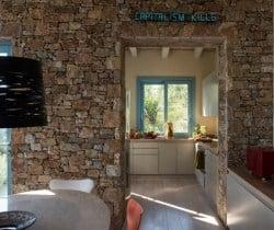 Villa Peristera-Kitchen