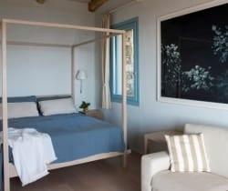 Villa Peristera-Bedroom