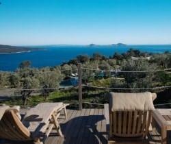 Villa Peristera-Outdoor chill out area