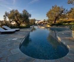 Villa Peristera-Swimming pool