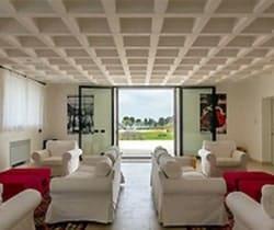 Villa Avola - Living room