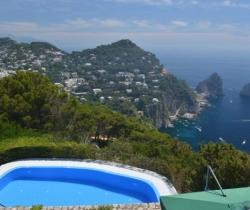 Villa Castiglione - Terrace views
