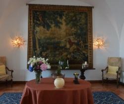 Villa Castiglione - Entrance hall