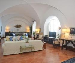 Villa Castiglione - Living room