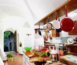 Villa Castiglione - Kitchen