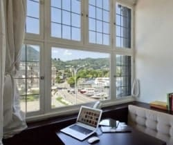 Apartment Cavour: View